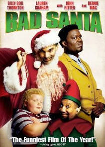 Bad Santa DVD