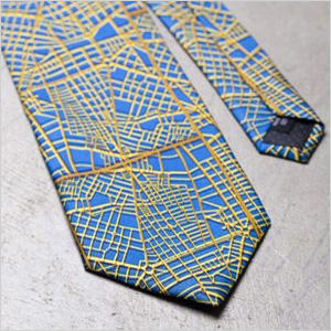 The Sharp Salesman tie