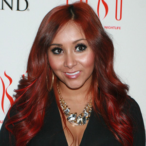 Snooki of Jersey Shore