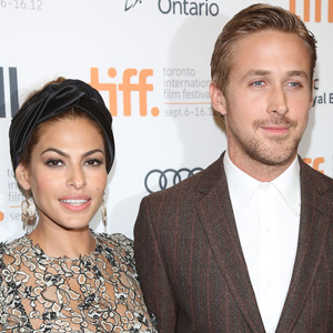 4. Eva Mendes and Ryan Gosling