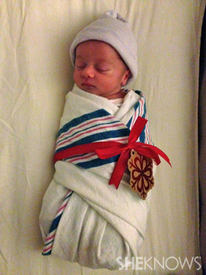 Christie Lynn Smith new baby