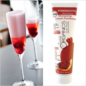 Pomegranate Champagne & Juice Beauty