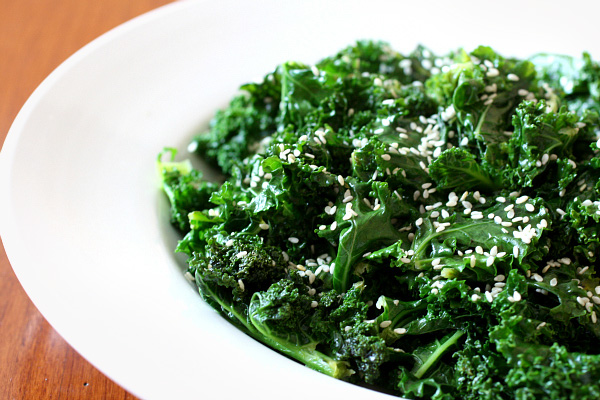 3 Unique kale recipes