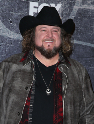 Colt Ford at the American Country Awards