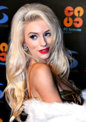 Courtney Stodden picks character over looks
