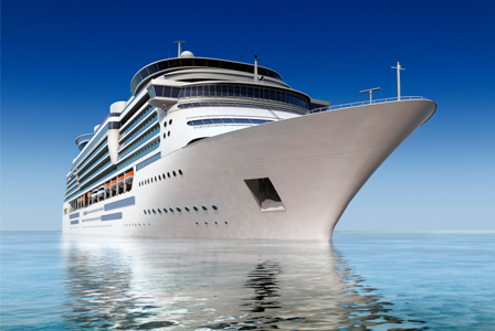 Cruise ship