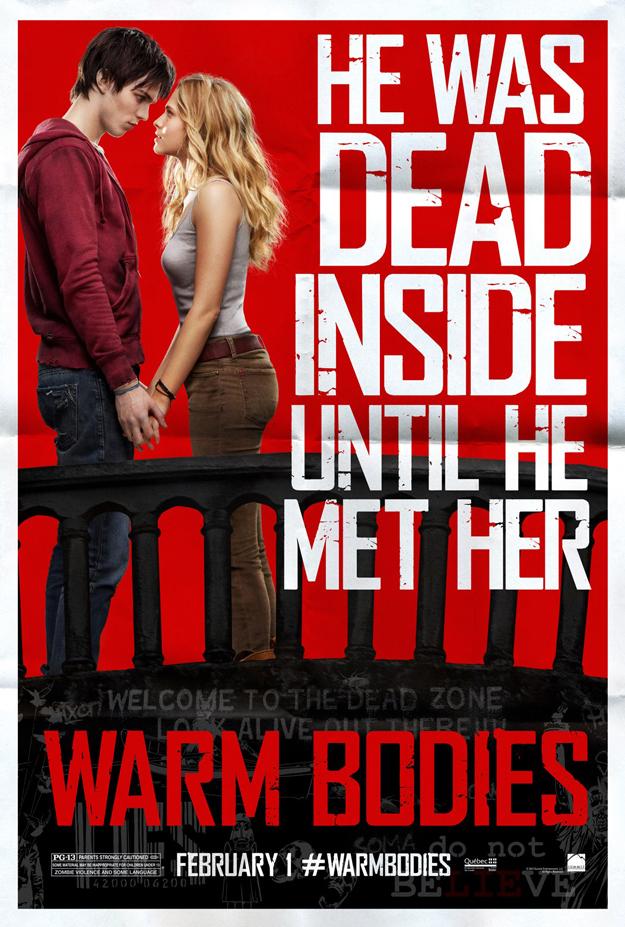 """""""He was dead inside until he met her"""""""