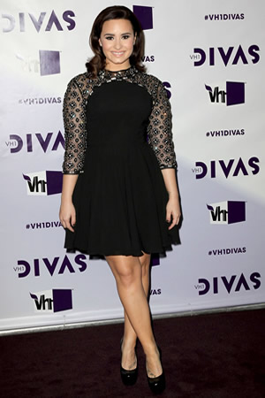 Demi Lovato VH1 Divas