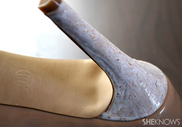 glue heel