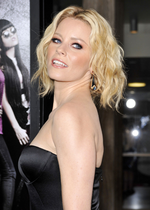 Elizabeth Banks at the Pitch Perfect opening