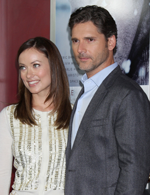 Eric Bana and Olivia WIlde