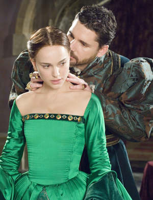 Eric Bana and Natalie Portman
