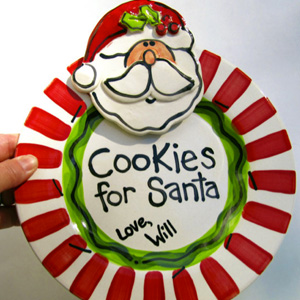 Cookies for Santa