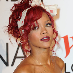 Rihanna wearing nothing
