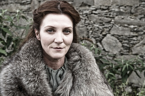 Michelle Fairley of Game of Thrones