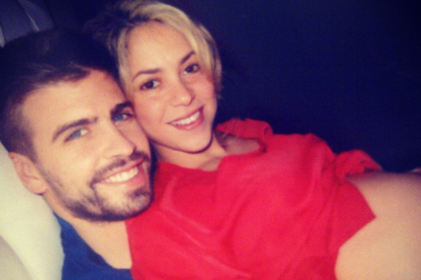 Shakira baby: Not born, yet