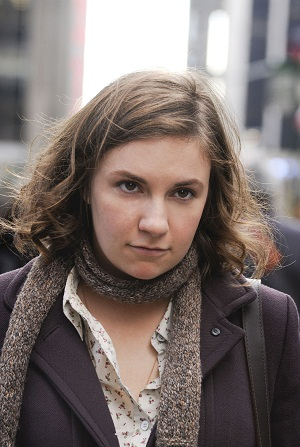 Lena Dunham of Girls