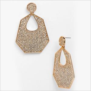 Vince Camuto pair of earrings
