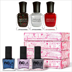 For the nail fan gift