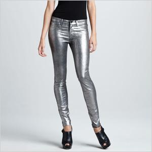 Silver skinnies