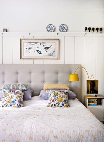 Holly Becker -- bedroom
