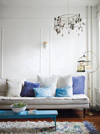 Holly Becker -- Living room