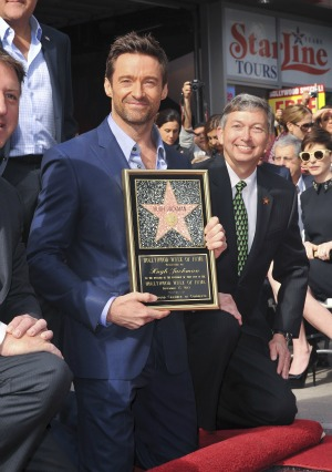 The same day he got a Golden Globe nom