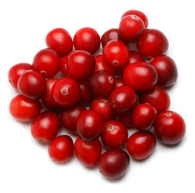 cranberries