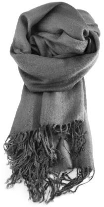 dark scarf