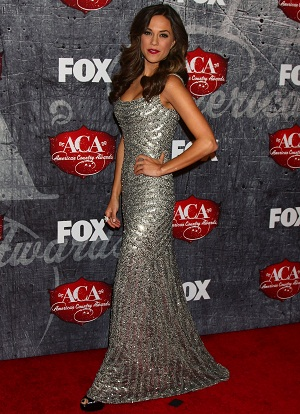Jana Kramer at the 2012 ACAs