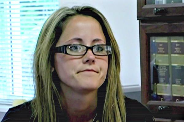 Jenelle Evans leaves Courtland Rogers