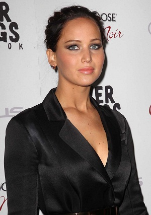 Jennifer Lawrence at the Silver Linings Playbook premiere