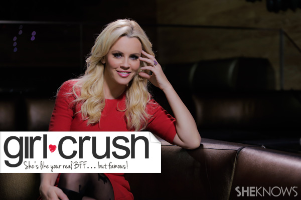 Jenny McCarthy, SheKnows Girl Crush