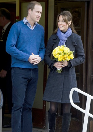 Prince William Duchess Catherine