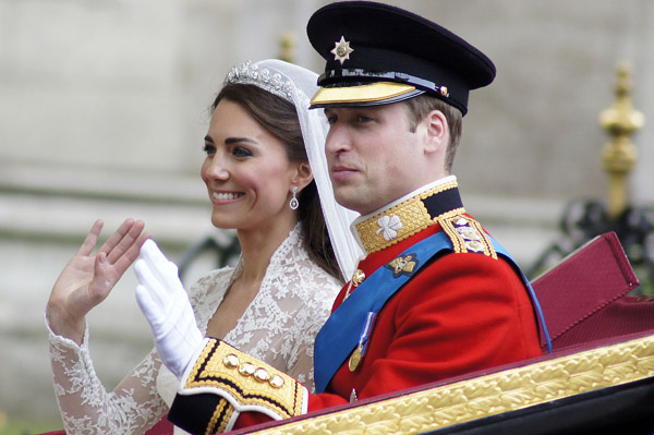 Kate Middleton and Prince William are expecting a baby