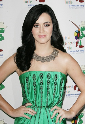 Katy Perry honoring Carol King