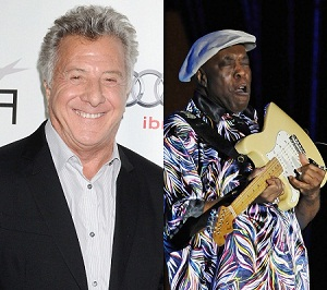 Kennedy Center Honorees Buddy Guy & Dustin Hoffman