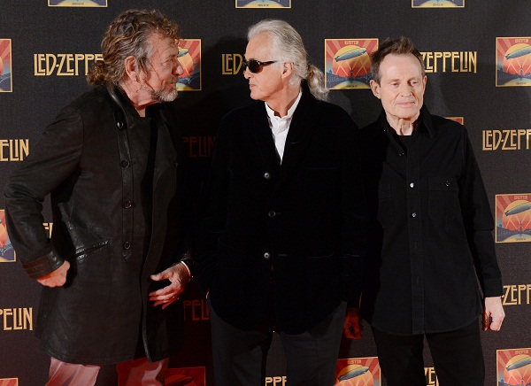 Zeppelin, Hoffman among the honorees