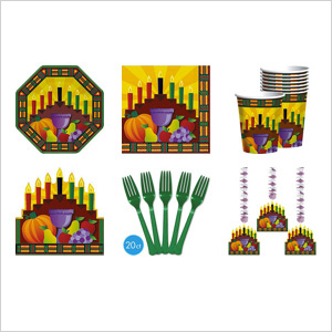 Kwanzaa Super Party Set