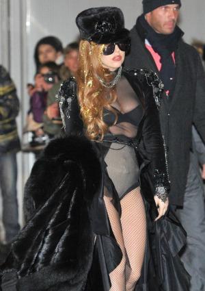 Gaga gets generous for Daniel Borowy