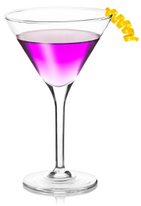 Lavender lemon drop martini recipe