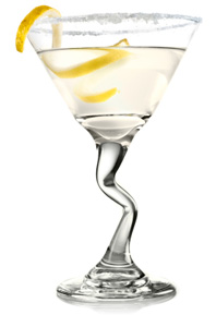 Jenny's classic lemon drop martini recipe