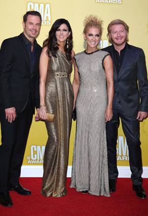Little Big Town at the American Country Awards