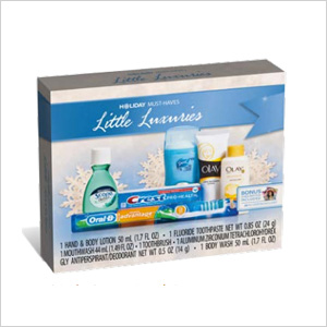 Little Luxuries set