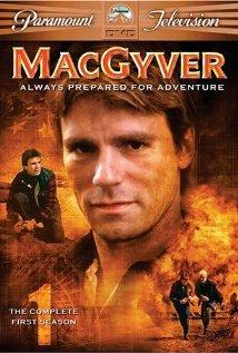 Macguyver on DVD