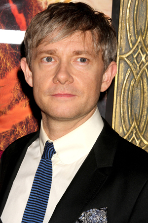 Martin Freeman as The Hobbit