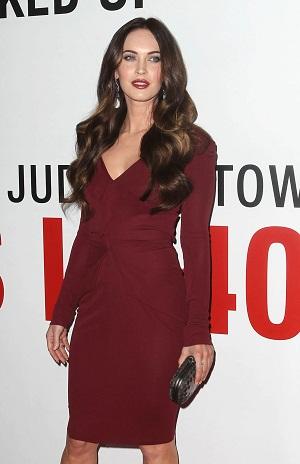 Megan Fox needs a nap... or a divorce