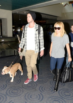Miley Cyrus loses two dogs at once