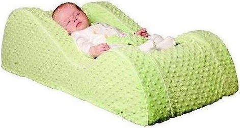Recalled Nap Nanny infant recliner