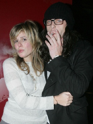 Nathan Followill and wife, Jessie Baylin